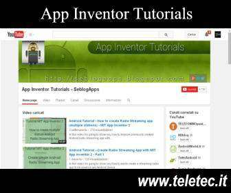 Android App Developers - Guide per Creare App Android con App Inventor