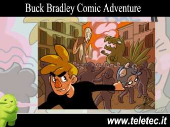 Buck Bradley: Una Comic Adventure per Android