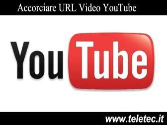 Come Accorciare un URL di YouTube