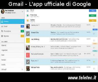 Come Aggiungere un Account Gmail con Android