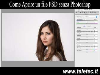 Come Aprire un File PSD Senza Photoshop