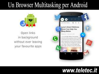 Come Aprire Velocemente le Pagine Web su Android in Multitasking