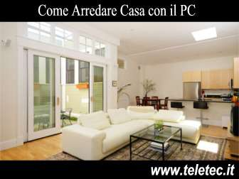Come arredare casa con il computer e ikea for Arredare casa software