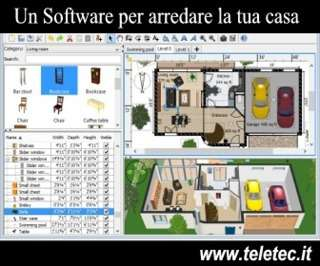 come arredare la tua casa con un software 3d