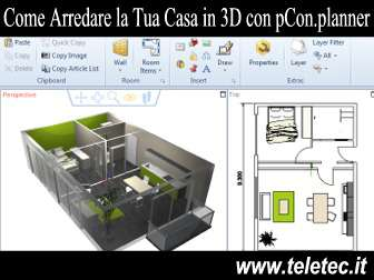 Come arredare la tua casa con un software 3d for Planner casa 3d