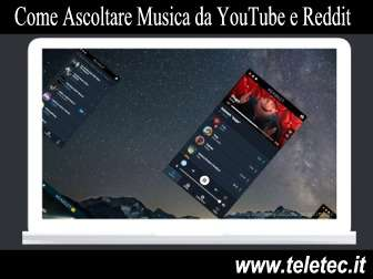 Come Ascoltare Musica Online da YouTube e Reddit - Headset