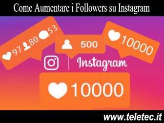 Come Aumentare i Followers su Instagram - Parte 2