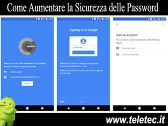 Come Aumentare la Sicurezza delle Password su Android con Google Authenticator