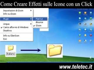 Come Avere le Icone Animate quando si fa Click