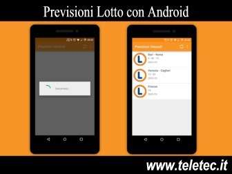 Come Avere le Previsioni del Lotto con Android