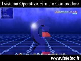 Come Avere un Sistema Operativo firmato Commodore