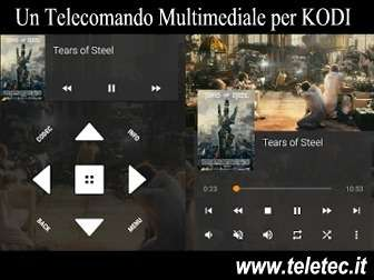 Come Avere un Telecomando Multimediale per KODI