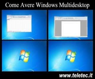 Come Avere Windows in Multi Desktop