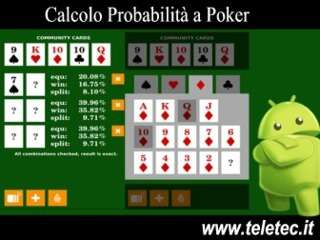 Come Calcolare le Probabilità di Vincita al Texas Hold'em Poker