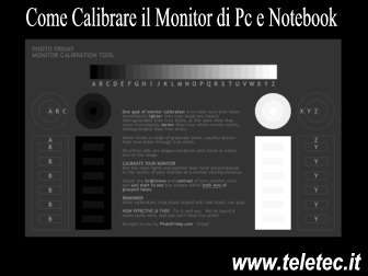 Come Calibrare il Monitor di Pc e Notebook