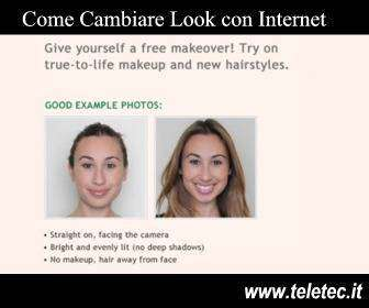 Come Cambiare Look con Internet