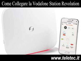 Come Collegare la Vodafone Station Revolution
