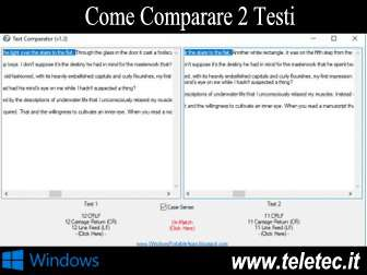 Come Comparare 2 File di Testo su Windows per Trovare le Differenze