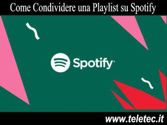 Come Condividere una Playlist su Spotify