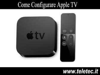 Come Configurare Apple TV