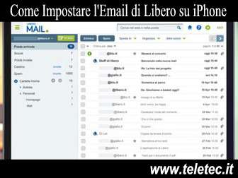 Come Configurare Libero Mail su iPhone