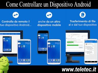Come Controllare un Dispositivo Android - TeamViewer Quick Support