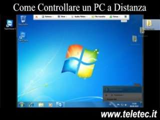 Come Controllare un PC a Distanza