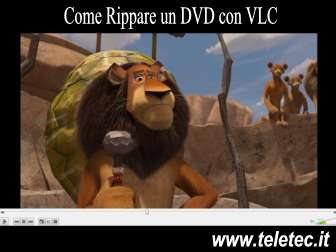 Come Convertire un DVD in formato MP4 con VLC
