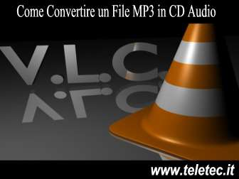 Come Convertire un File MP3 in CD Audio