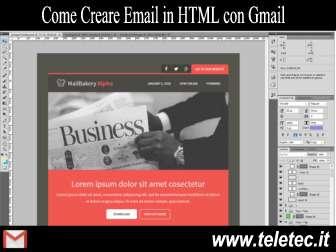 Come Creare Email in HTML in Gmail
