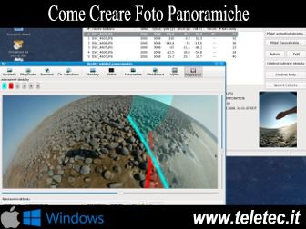 Come Creare Foto Panoramiche - Hugin