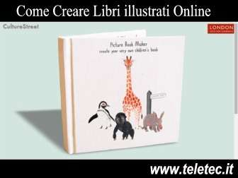 Come Creare Libri illustrati Online
