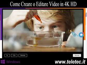 Come Creare o Editare Video in 4K HD - MiniTool MovieMaker