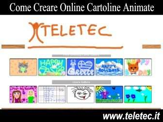 Come Creare Online Cartoline Animate