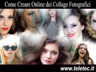 Come Creare Online un Collage Fotografico