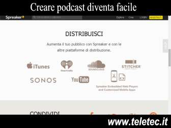 Come Creare Podcast e Web Radio