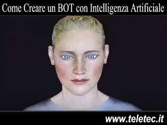 Come Creare un BOT con Intelligenza Artificiale