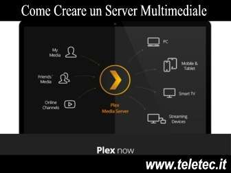 Come Creare un Server Multimediale