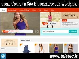 Come Creare un Sito E-Commerce con Wordpress