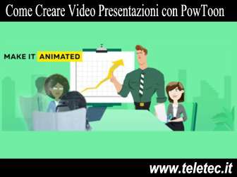 Come Creare un Video Animato - PowToon
