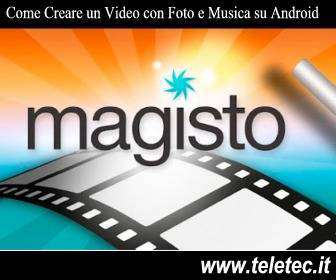 Come Creare un Video con Foto e Musica su Android