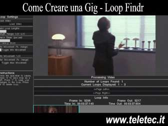 Come Creare una Gif - Loop Findr