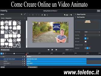 Come Creare Video Animati - Moovly Studio