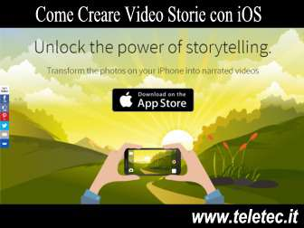 Come Creare Video Storie con iOS