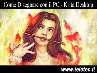 Come Disegnare con il PC - Krita Desktop