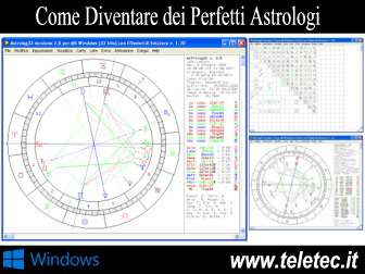Come Diventare dei Perfetti Astrologi con Windows - Astrolog32