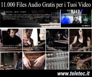 Come e Dove Scaricare Files Audio Gratis da Mettere nei Video Youtube