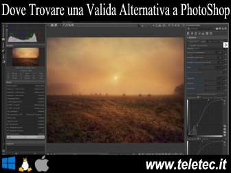 Come e Dove Trovare una Valida Alternativa a PhotoShop - RawTherapee