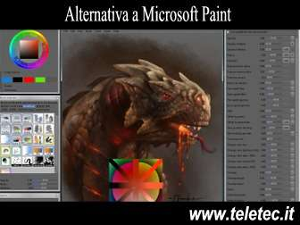 Come e Dove Trovare un'Alternativa a Microsoft Paint