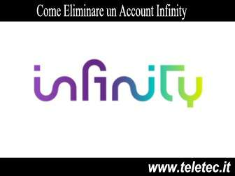 Come Eliminare un Account Mediaset Infinity